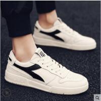 新款潮鞋男士运动休闲白鞋抖音同款韩版潮流板鞋百搭潮鞋小白男鞋