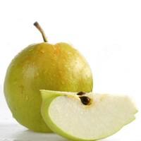 山西特产隰县玉露香梨子礼盒装当当新鲜水果12枚中果礼盒净重约5.5斤