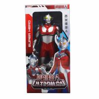 儿童奥特曼超人模型玩具大号精美盒装套装声光带音乐电动超人 盒装超人