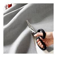 锯齿刃剪刀花边剪 裁缝用剪 缝纫DIY
