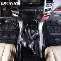亿高EKOA 汽车PVC脚垫通用型脚垫透明环保无味脚垫防滑防水