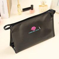 化妆包韩版便携式大容量化妆箱女士多功能手拿包旅行出差收纳包随身防水洗漱包