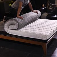 学生床垫单人0.9m床学生寝室宿舍 90x190cm可折叠冬夏两用上下铺