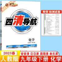 2020版 四清导航九年级下册化学 9年级化学下册 人教版RJ