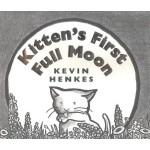 Kitten's First Full Moon [Hardcover](Caldecott Winner) 小猫咪追月亮(凯迪克金奖,精装) ISBN9780060588281