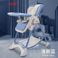 儿童餐椅便携式宝宝餐桌椅多功能可调节折叠婴儿吃饭座椅 gt6