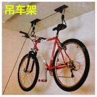 自行车停车架 墙顶吊车架 单车展示架 自行车挂钩 悬挂架
