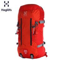 Haglofs火柴棍户外轻量耐磨阿式攀登背包40升(内置防水罩)334052