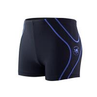 YINGFA英发 男平角泳裤泳衣Y3018 男士游泳裤平角裤