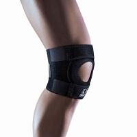 LP欧比护膝高透气调整型膝盖束套788CA 骑行篮球跑步户外运动护具 单只