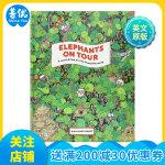 Elephants on Tour 大象之旅:寻找和发现世界之旅 7-12岁