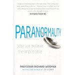Paranormality 英文原版