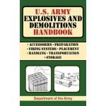 【预订】U.S. Army Explosives and Demolitions Handbook