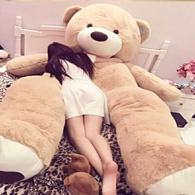 大玩偶送女友礼物大熊毛绒玩具大号熊公仔抱抱熊布娃娃