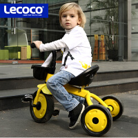 儿童三轮车脚踏车宝宝玩具车多功能沙滩自行车