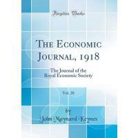 【预订】The Economic Journal, 1918, Vol. 28: The Journal of the