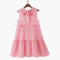 2018夏季新韩版镂空刺绣无袖连衣裙两件套波西米亚沙滩短裙度假风