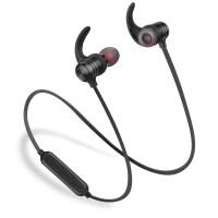 蓝牙耳机双耳跑步运动可插卡mp3入耳式耳塞式oppo小米苹果手机通用重低音立体声磁吸挂脖款 标配