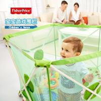 婴儿栅栏可折叠室内爬行垫学步栏儿童游戏围栏宝宝安全防护栏