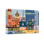 正版-H-我的环球之旅 Lotta Nieminen 9787303225545 北京师范大学出版社