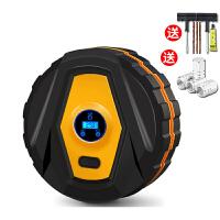 车载充气泵汽车用打气泵12V便携式小轿车电动轮胎加打气筒