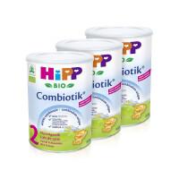 【网易考拉】Hipp 喜宝 荷兰版有机益生菌奶粉 2段 900克/罐 3罐装 6个月以上