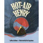 【预订】Hot-Air Henry (Reading Rainbow Books)