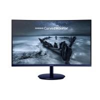 三星(SAMSUNG)C27H580FDC 27英寸 1800R窄边框旗舰曲面 宝马蓝色 液晶电脑显示器 (HDMI/