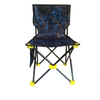 鱼椅 垂钓户外便携折叠凳子靠背多功能炮台钓椅渔具用品HW