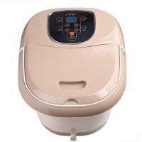 足浴 盆足浴器朗悦LY- 5816水泵电动可以拆洗 电动滚轮按摩洗脚盆加热泡脚盆