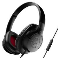 铁三角 AX1iS ATH-AX1iS 头戴式手机通话耳机 全封闭、便携、强劲低音