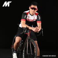 骑行服套装男夏季短袖 自行车山地车公路车骑行裤