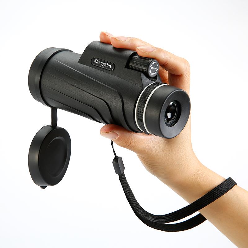 单筒望远镜高清高倍微光夜视非红外演唱会拍照