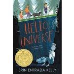 【现货】英文原版 宇宙,你好 Hello, Universe 关于幽默、凌霸、自我认知与跨代关系 精装 纽伯瑞获奖小说
