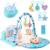脚踏钢琴宝宝音乐玩具0-1岁3-6-12个月婴儿架器