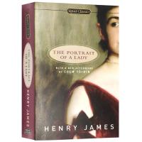 正版 贵妇人画像 英文原版 The Portrait of A Lady 贵妇的画像 英文版 经典文学 进口英语书籍