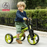 2--5岁小孩宝宝童车哈雷自行车儿童三轮车脚踏车