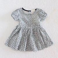 [当当自营]贝康馨新款夏装 女童碎花连衣裙