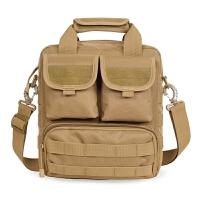 户外战术背包男女多功能单肩包军迷斜挎包防水休闲电脑手提包