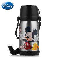 迪士尼不锈钢儿童保温杯 卡通大容量宝宝水杯 学生水壶保温壶茶杯