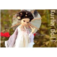 可儿娃娃9052 中国娃娃 中国神话-白蛇仙子
