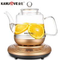 KAMJOVE/金灶 A-60 养生壶 全自动花茶壶多功能煮茶炉玻璃煮水壶
