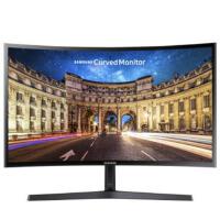 三星(SAMSUNG)C24F396FHC 23.5英寸LED背光曲面显示器