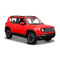 1:24 jeep吉普自由侠越野车合金仿真汽车模型静态车模摆件