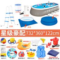 游泳池家用超大号婴儿家庭水上乐园大型加厚宝宝儿童充气水池