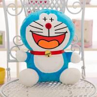 哆啦a梦公仔蓝胖子叮当猫布娃娃超大号多拉A梦玩偶机器猫毛绒玩具