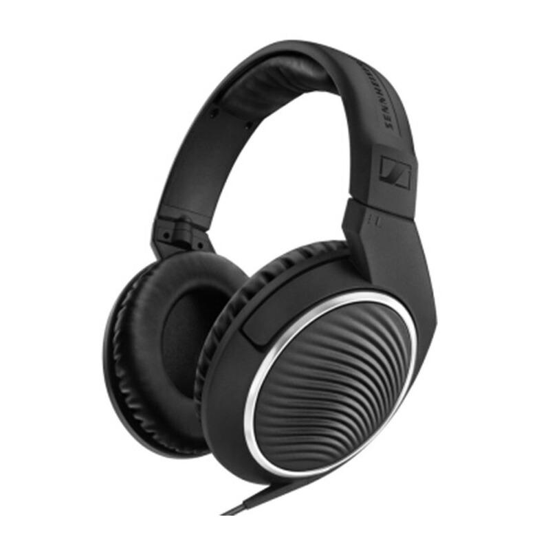 森海塞尔(Sennheiser) HD461 I 苹果版 /HD461 G安卓版 封闭包耳式立体声耳机 低音强劲 降低环境噪声 黑色