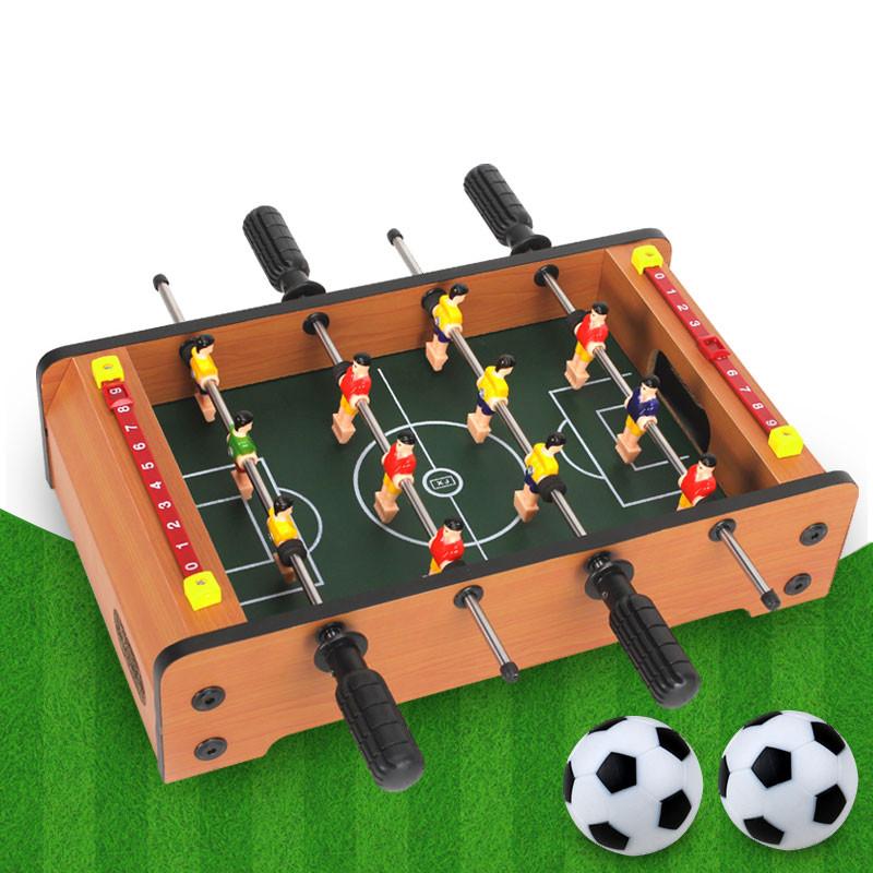 儿童台球桌球类玩具3-6桌上足球游戏台迷你家用宝宝男孩7-9岁