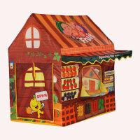儿童帐篷屋室内小帐篷玩具屋女孩公主房海洋球池男