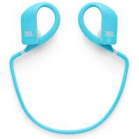 【当当自营】JBL Endurance Jump 青色 专业跑步运动耳机 触控通话 挂耳式磁吸防水耳塞 入耳式无线蓝牙